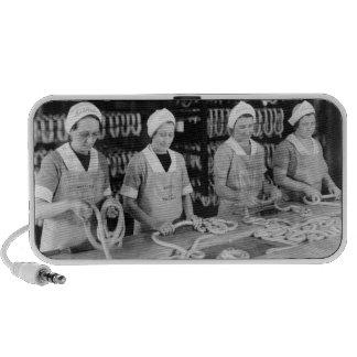 Women Making Wieners speaker