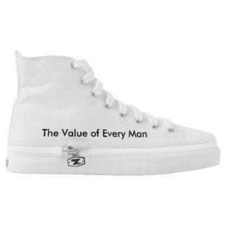 Women&men_inspire de Shoes_for del top del alto de Zapatillas