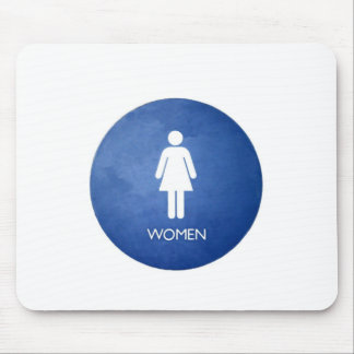 Women Mouse Pad