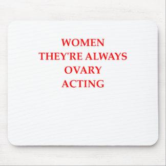 WOMEN MOUSE PAD