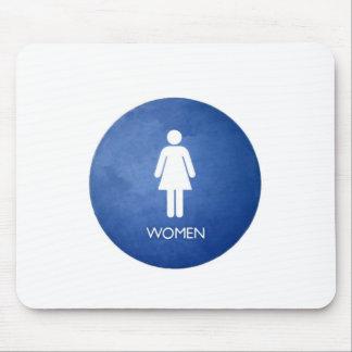 Women Mousepads