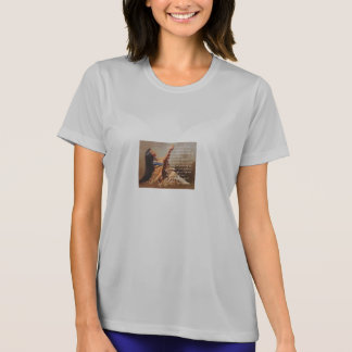 Women Native American Gray XL Short Sleeve T-Shirt