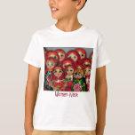 Women Nest, Russian Nesting Dolls T-Shirt
