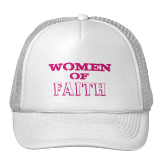 WOMEN, OF, FAITH HAT