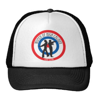 Women of High Caliber Trucker Hat
