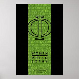Women of Philosophy Poster