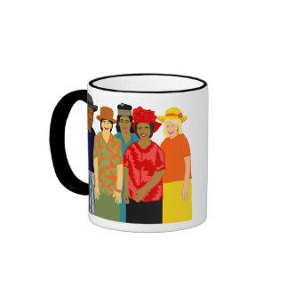 Women of the Church / HFM Ringer Mug