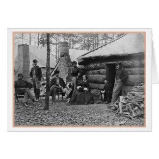 Women of the Civil War, Brandy Station, Virginia Card