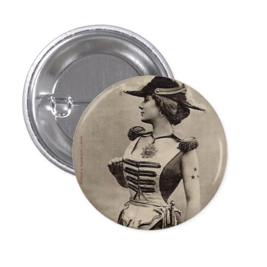 Women of the Future! Pinback Button