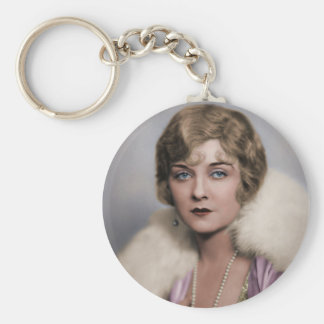 Women of the Twenties Keychain