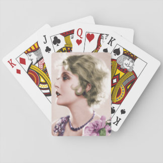 Women of the Twenties Playing Cards
