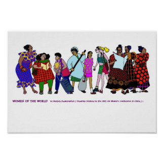 Women of the World POSTER - 1