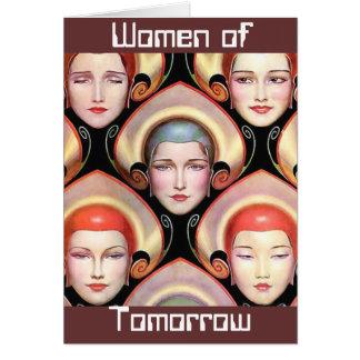 Women of Tomorrow Card