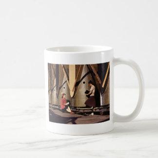 Women of WWII, 1940s Classic White Coffee Mug