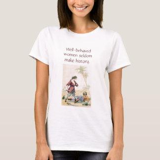 Women Pirates in History T-Shirt