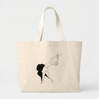 WOMEN PLAYER CANVAS BAG