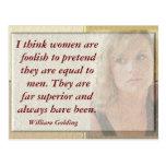 Women - Poster Art Postcards