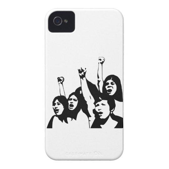 Women Power iPhone 4 Case