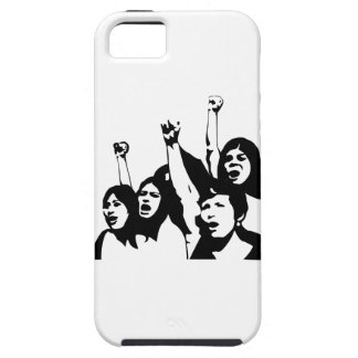 Women Power iPhone SE/5/5s Case