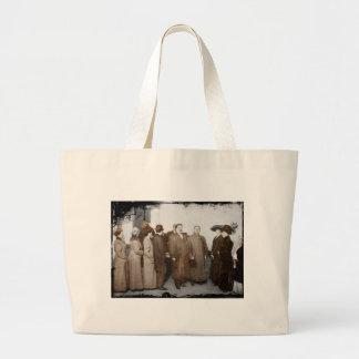 Women Registering to Vote Tote Bags