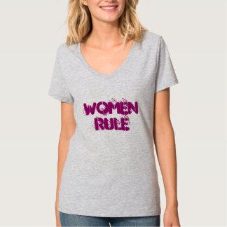 WOMEN RULE T SHIRT