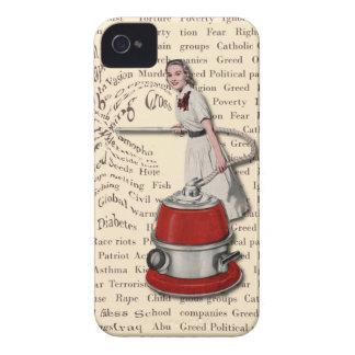 Women Rule the World iPhone 4 Case-Mate Case