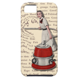 Women Rule the World iPhone SE/5/5s Case