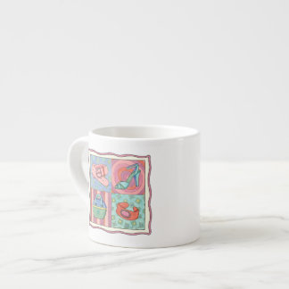 Women's Accessories by Chariklia Zarris Espresso Cup