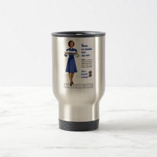 Women s Army Corps Mug