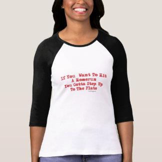 Women s Homerun Baseball T Tee Shirts