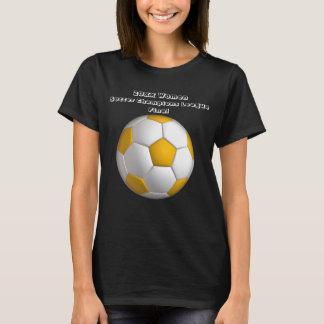 Women Soccer Champions League Final 20xx T-Shirt