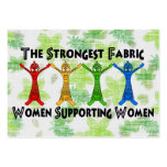 Women Supporting Women Business Cards