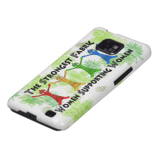 Women Supporting Women Galaxy S2 Cases