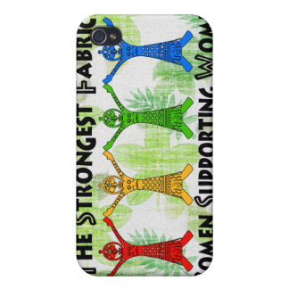 Women Supporting Women iPhone 4 Cover