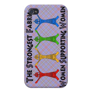Women Supporting Women Cover For iPhone 4