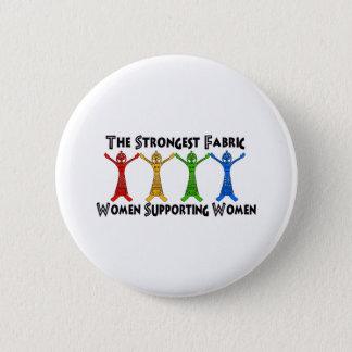 Women Supporting Women Pinback Button