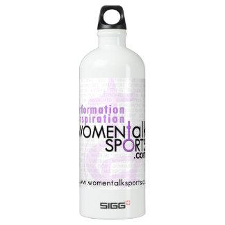 Women Talk Sports SIGG Traveler 1.0L Water Bottle