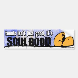 Women Tennis Player Bumper Sticker - Soul Good