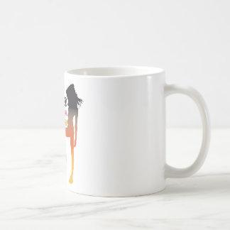 Women, the better soccer players coffee mug