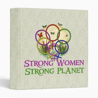 Women United 3 Ring Binder