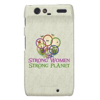 Women United Motorola Droid RAZR Covers