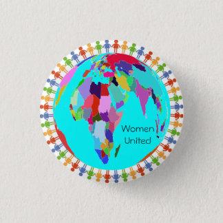 Women United Design 2 Button