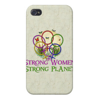 Women United iPhone 4 Cover