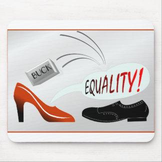 Women vs Men & Role Reversal Mouse Mat