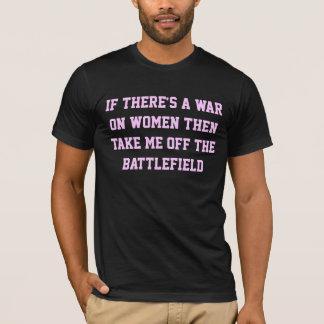 Women war shirt