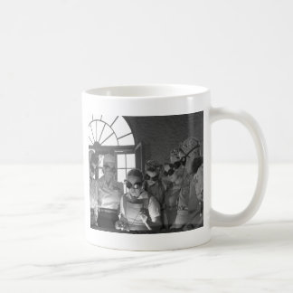 Women Welders in WWII, 1940s Coffee Mug