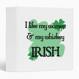 women whiskey binder