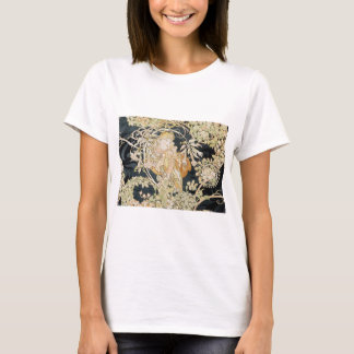 Women with Daisies Art Nouveau T-Shirt