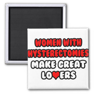 Women with Hysterectomies Make Great Lovers Magnet