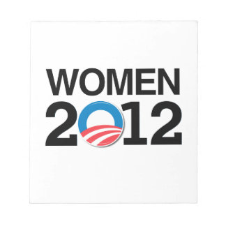 WOMEN WITH OBAMA png Notepad
